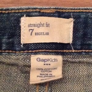 Gap kids boys 7 Reg Jeans